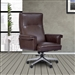 Prestige Office Chair in Walnut Leather by Parker House DC#119-WAL