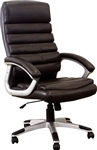 Prestige Office Chair in Java Bycast by Parker House DC-200-JA