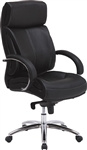 Prestige Office Chair in Ebony Bycast by Parker House DC-202-EB