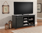 Durango 63 Inch TV Console with Sliding Doors in Rustic Dark Pine Finish by Parker House - DUR-63