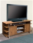 Madison 66 Inch TV Console in Burnished Amber Finish by Parker House - MAD-66