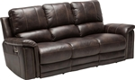 Belize Dual Power Reclining Sofa with Power Headrest and USB Port in Cafe Fabric by Parker House - MBEL#832PH-CAF