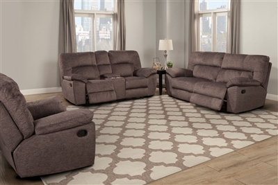 Blake 2 Piece Reclining Set in Sable Fabric by Parker House - MBLA-832-SAB-SET