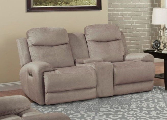 Phenomenal Bowie Power Reclining Entertainment Loveseat With Power Headrests And Usb Ports In Doe Fabric By Parker House Mbow 822Cph Doe Caraccident5 Cool Chair Designs And Ideas Caraccident5Info