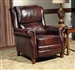 Camelot Earth Leather Push Back Recliner by Parker House - MCAM-812-EA