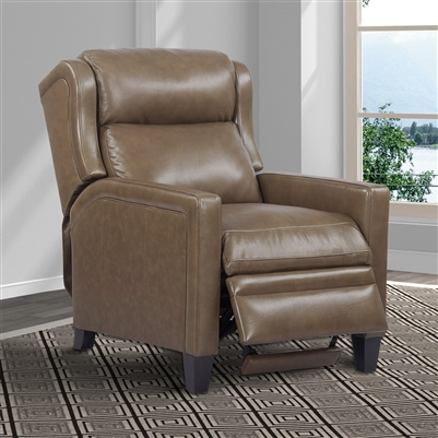 Dodge Power High Leg Recliner in Picket Leather by Parker House - MDOD#812PH-PIC