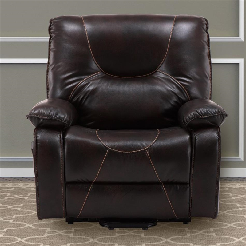 handel sumatra lay flat big man s reclining lift chair by parker