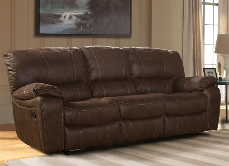 jupiter dual reclining sofa in dark kahlua synthetic leather by rh homecinemacenter com synthetic leather sofa cleaning synthetic leather sofa set