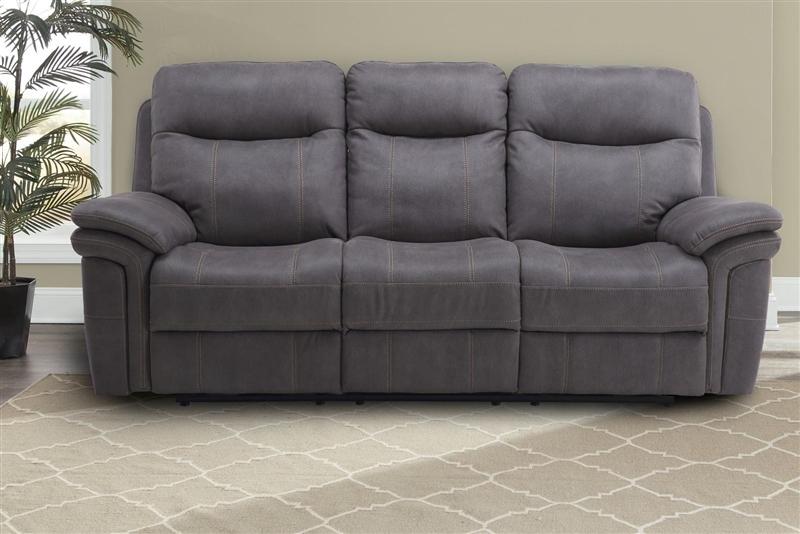 Mason Power Reclining Sofa With Power Headrests And Usb