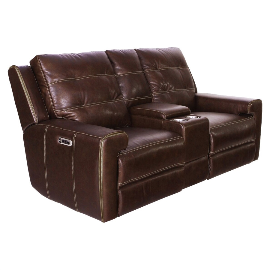 Recliner With Headrest