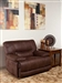 Pegasus Power Recliner in Dark Kahlua Fabric by Parker House - MPEG-812P-DK