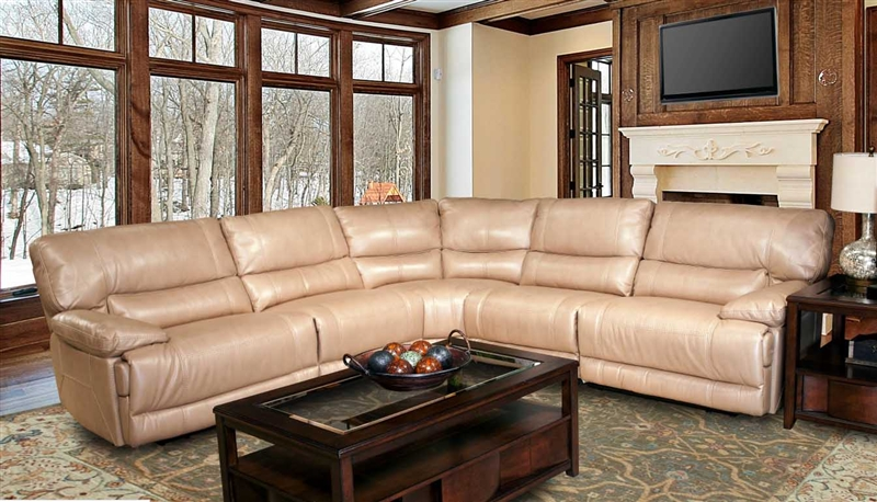 Pegasus Recliner In Sand Synthetic Leather By Parker House Mpeg 812p Sa