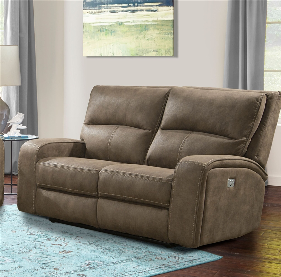 Prime Polaris Dual Power Reclining Loveseat With Power Headrests And Usb Ports In Kahlua Fabric By Parker House Mpol 822Ph Ka Forskolin Free Trial Chair Design Images Forskolin Free Trialorg