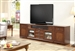 Napa 3 Piece TV Console in Bourbon Finish by Parker House - NAP-912-D3