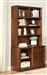 Napa 3 Piece Modular Bookcase in Bourbon Finish by Parker House - NAP-960-3