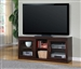 Oslo 60-Inch TV Console in Coffee Finish by Parker House - OSL-150