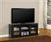 Avelino 57-Inch TV Console in Vintage Burnished Black Finish by Parker House - PAV-150
