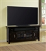 Tahoe 62-Inch TV Console in Vintage Black Burnished Finish by Parker House - TAH-62