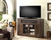 Tempo 62-Inch Tall TV Console in Burnished Dark Mocha Finish by Parker House - TEM-62TL