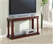 Amor 48-Inch TV Console/Sofa Table in Vintage Cherry Finish by Parker House - TPAM-07