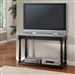 Avelino 48-Inch TV Console/Sofa Table in Vintage Burnished Black Finish by Parker House - TPAV-07