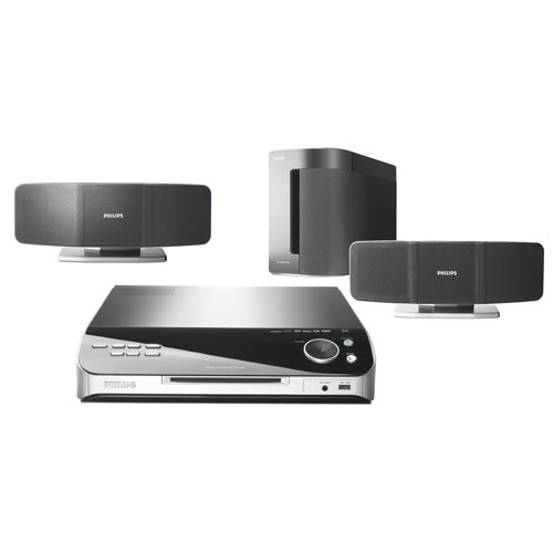 philips hts6500 37 dvd home theater system with sonowave. Black Bedroom Furniture Sets. Home Design Ideas