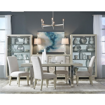 Cydney 5 Piece Dining Room Set by Pulaski - PUL-P053240