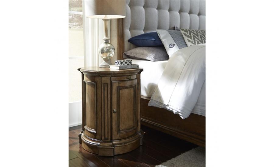 Carrington 6 Piece Bedroom Set By Pulaski Pul P081170