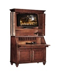 Regency Television Secretary in Antique Old Spice by Row One - P874-50