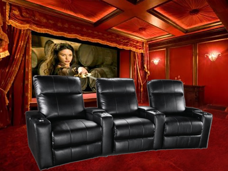Seat Curved Row Theater Seating