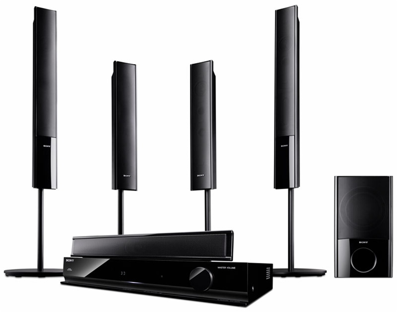 Sony Ht Sf470 1000 W 5 1 Home Theater System Dolby Pro Logic Dolby Pro Logic Ii Hdmi