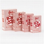 Classic Popcorn Boxes- Large